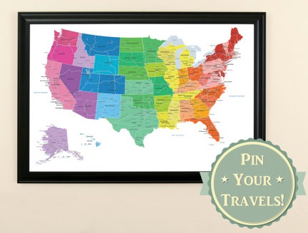 Pin Your Travels